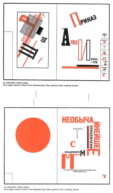 Lissitzky-mayakovsky