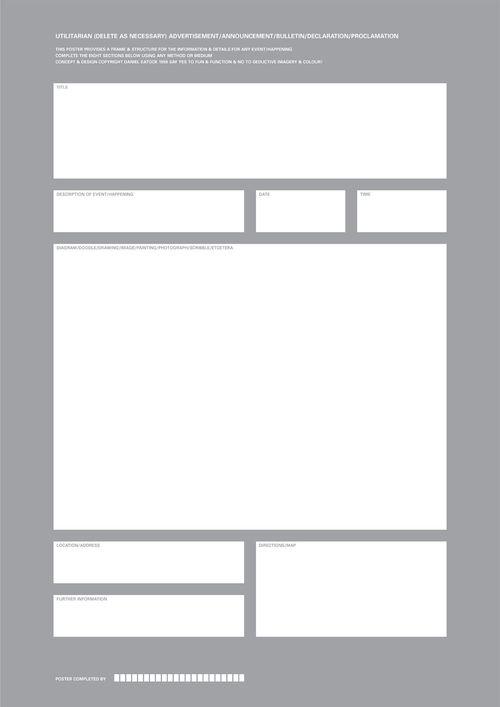 Utilitarian_poster
