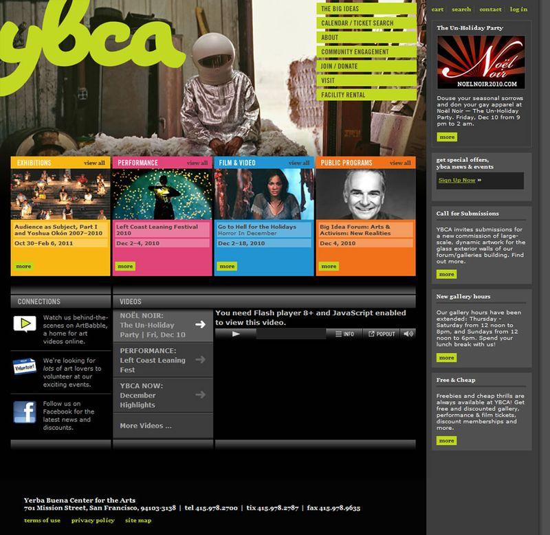 Yerba-Buena-Center-for-the-Arts-Website