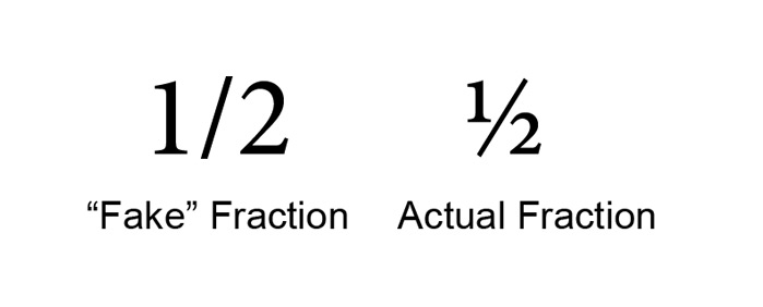 Fraction-examples